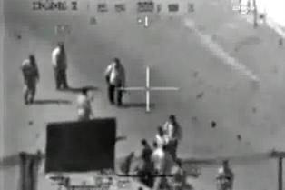 Bağdatta sivil katliamının görüntüleri