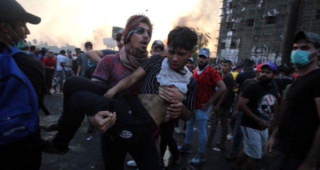 Ülkede sular durulmuyor! Irak'ta ölü sayısı 50'ye yükseldi!