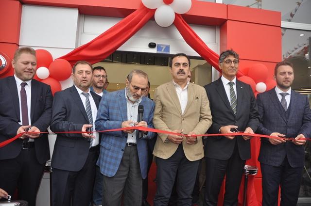 Motorcu Otomotiv KIA Bayii açıldı
