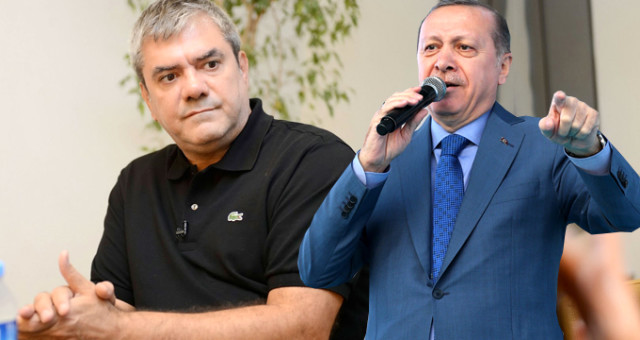 Yılmaz Özdil'den ezber bozan Erdoğan mesajı: Dik dur eğilme yanındayız