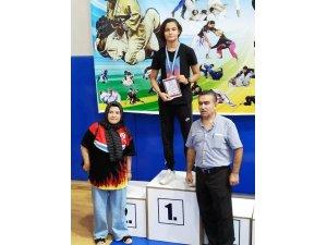 Sena Karakaya dünya şampiyonasında mücadele edecek