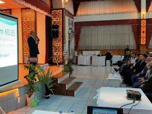 """Seydişehir'de """"Cami ve Hayat"""" konferansı"""