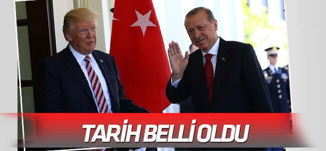 """ABD Başkanı Trump: """"Erdoğan, 13 Kasım'da davetlim olarak Washington'a gelecek"""""""
