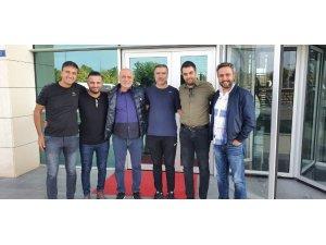 Hikmet Karaman Kayseri'den ayrıldı