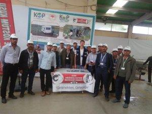 Ilgın'daki küçükbaş hayvan üreticileri Çoban Festivali'ne katıldı