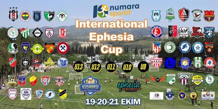 Konyaspor, Ephesia Cup'ta mücadele edecek