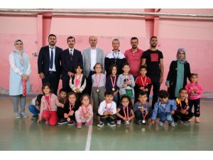 Şarkışla'da Amatör Spor Haftası etkinlikleri
