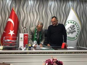 Ereğlispor'da 4 transfer daha