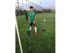 Konyaspor U19  testten geçti