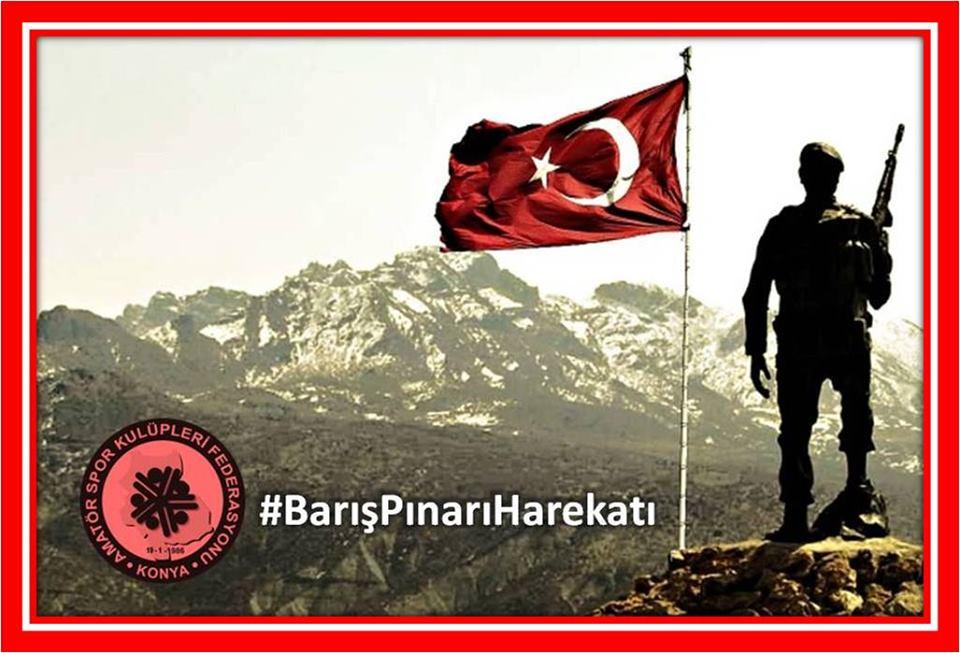 ASKF'den Mehmetçik'e tam destek