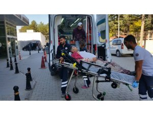 Konya'da su deposuna bakım ve boya yapan işçi tinerden zehirlendi