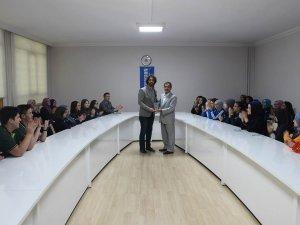 Enderun öğrencileri Prof. Dr. Ercan Türkkan ile buluştu