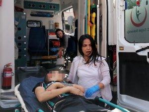 GÜNCELLEME - Silahlı kavgada sırtından vurulan çocuk yaralandı