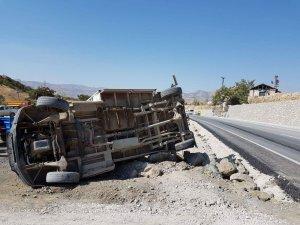Hekimhan'da kaza: 2 yaralı