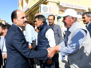 Altay: Konya'mızı daha güzel yerlere taşımak için çalışıyoruz
