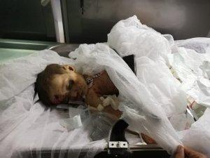 YPG/PKK, 9 aylık Muhammed bebeği katletti!
