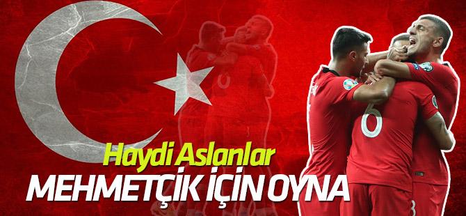Haydi Aslanlar! Mehmetçik için oyna!
