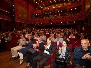 Bursa'da Mevlana tiyatrosu ilgi gördü