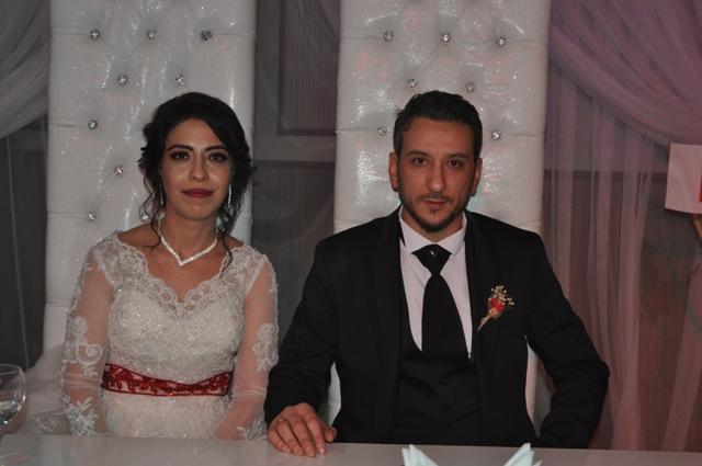 Emine ve Nafiz'den ömürlük imza