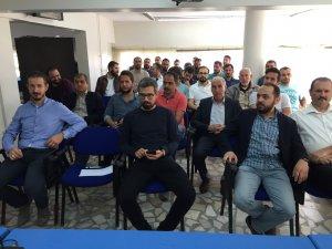 Mühendislerden Barış Pınarı Harekatı'na destek