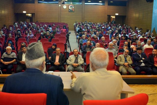 """Kanayan İslam Coğrafyaları-4 """"Keşmir'' Konferansı düzenlendi"""