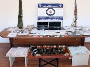 Bitlis'te tefecilik operasyonu: 9 gözaltı