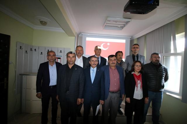 Seydişehir STK'lardan tam destek