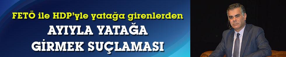 Süleyman Özışık'tan İYİ Parti ve CHP'ye tepki