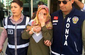 Konya'da anne 2,5 aylık bebeğini boğarak öldürdü
