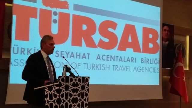 TÜRSAB Konya BTK, Özdal Karahan'la devam