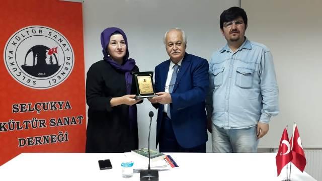 Selçukya'da Konya Kültürü anlatıldı