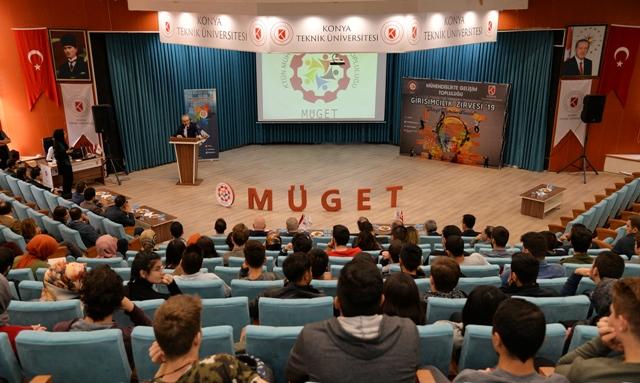 KTÜN'de Girişimcilik Zirvesi '19 gerçekleşti
