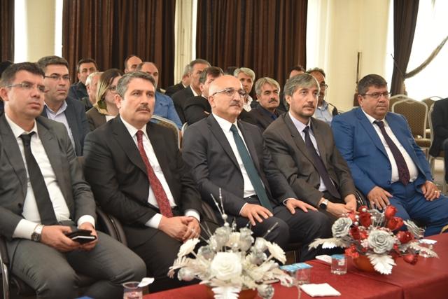 MEB Coğrafi Bilgi Sistemi Bölge Toplantısı yapıldı