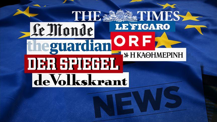 """Avrupa basını: """"YPG'lilerin yarı devletleri Rojava artık yok"""""""