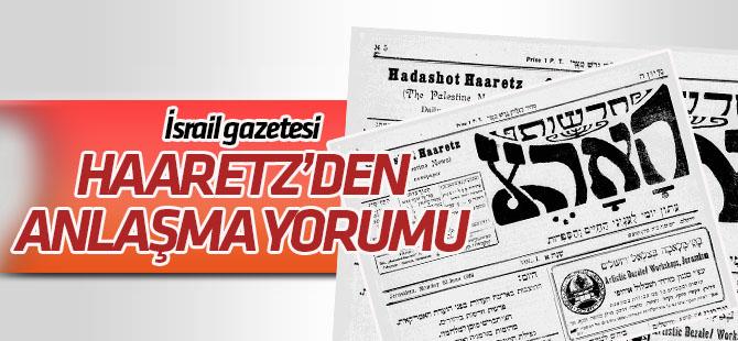 """İsrail gazetesi: """"Türkiye istediğini aldı"""""""