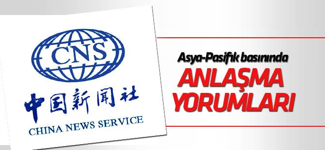 Türkiye-ABD anlaşması Asya-Pasifik basınında olumlu yankı buldu