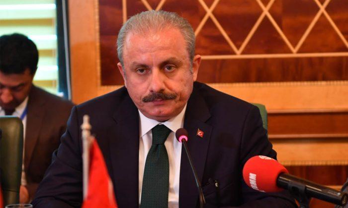 Şentop'tan ilk yorum! 'Türkiye hedeflerine ulaştı'