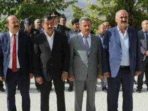 Halkapınar'da 19 Ekim Muhtarlar Günü