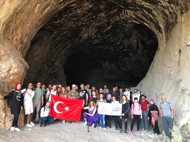 Konyalı doğaseverlerden Mehmetçik'e destek