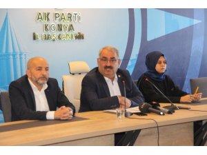 AK Partili Etyemez'den terörle mücadelede kararlılık vurgusu