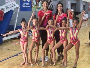Cimnastikte başarılı hafta sonu