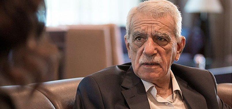 Ahmet Türk'ün 'Barış Pınarı Harekatı' ile ilgili sözleri büyük tepki çekti