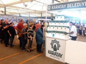 """""""Konya Günleri""""nde Karatay Belediyesi Standına büyük ilgi"""