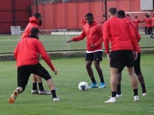 Gençlerbirliği'nde Denizlispor maçı hazırlıkları başladı