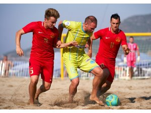 World Winners Cup Antalya'da başladı