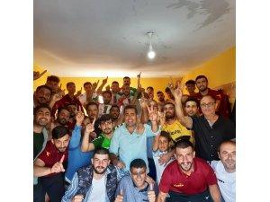 Gölyazıspor'da galibiyet sevinci