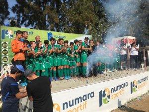 Konyaspor U13 şampiyon