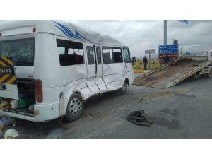Afyon'daki trafik kazası