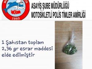 Balıkesir'de 7 uyuşturucu taciri yakalandı