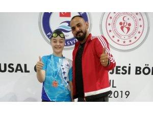 Türkiye şampiyonasında Düzce'yi temsil edecek